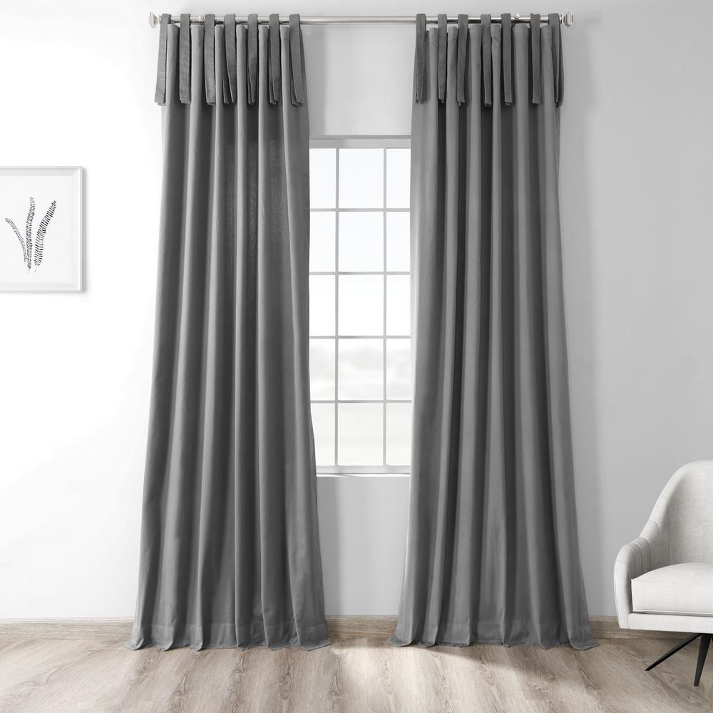 Exclusive Fabrics & Furnishings Millstone Gray Room