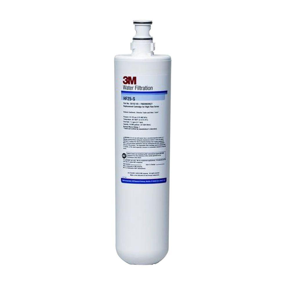 3m Replacement Water Filter Cartridge Fcf18 The Home Depot