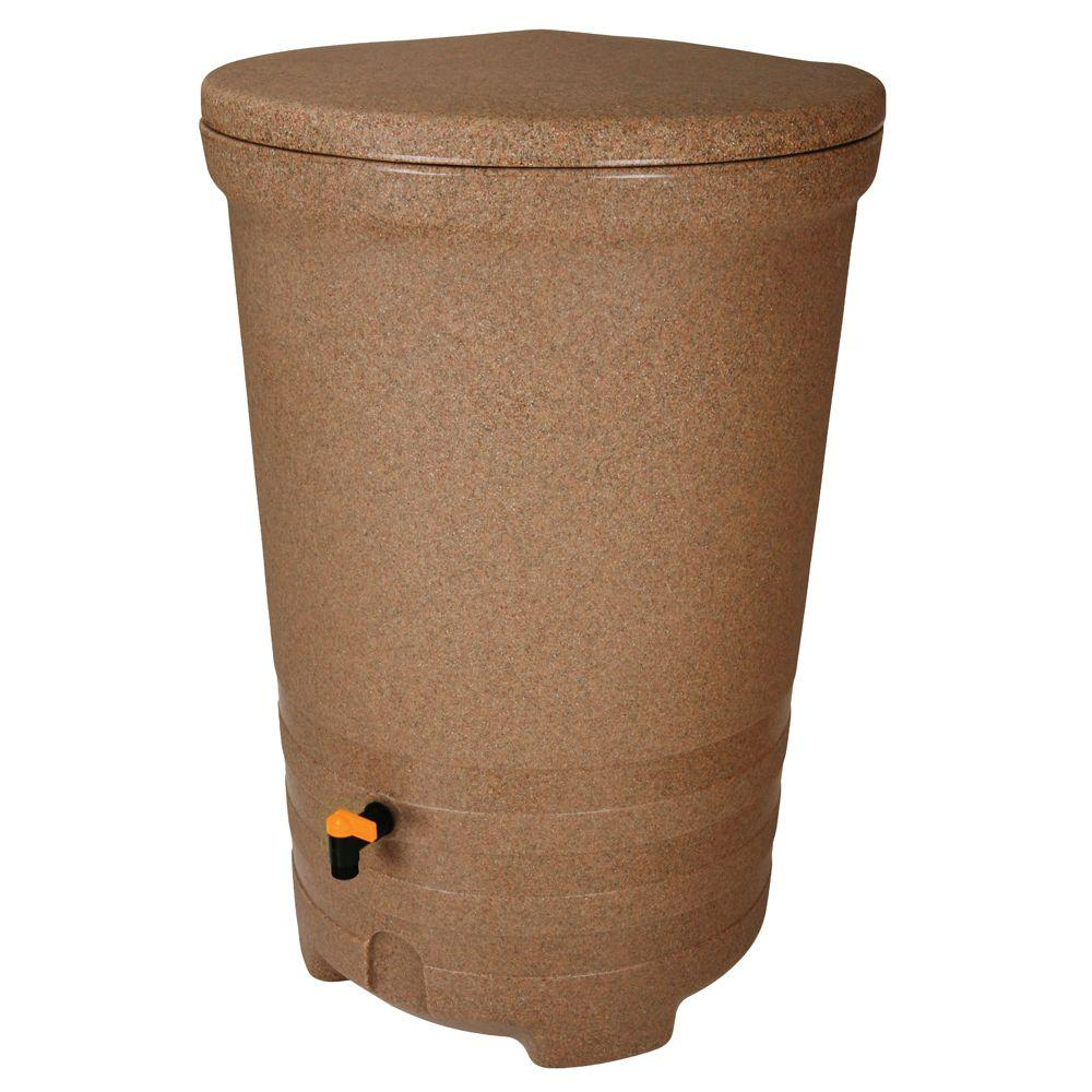 Spice Granite 58 Gal. Salsa Rainwater Harvesting System