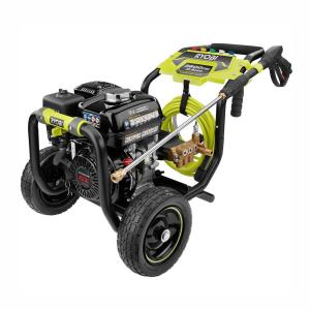 DEWALT Honda GX200 3,400 PSI 2 5 GPM Gas Pressure Washer