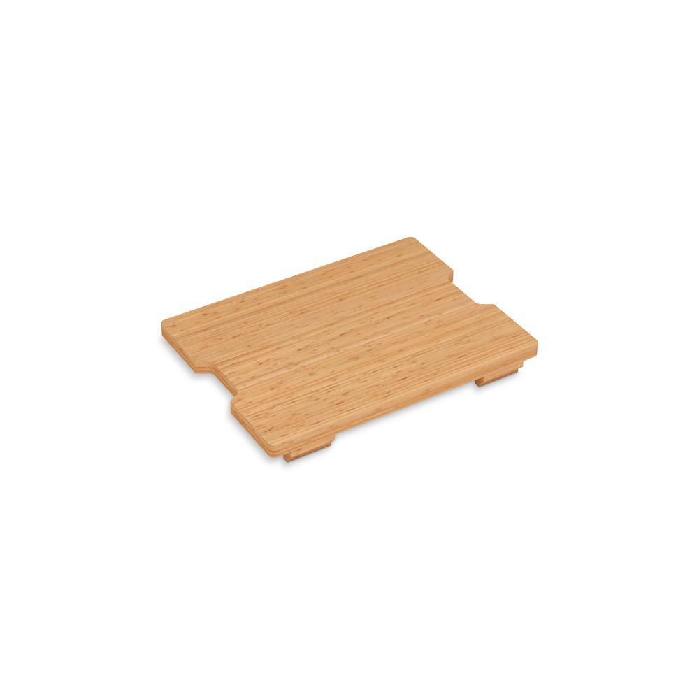 Kohler Prolific 1 Piece Bamboo Cutting Board K 23680 Na