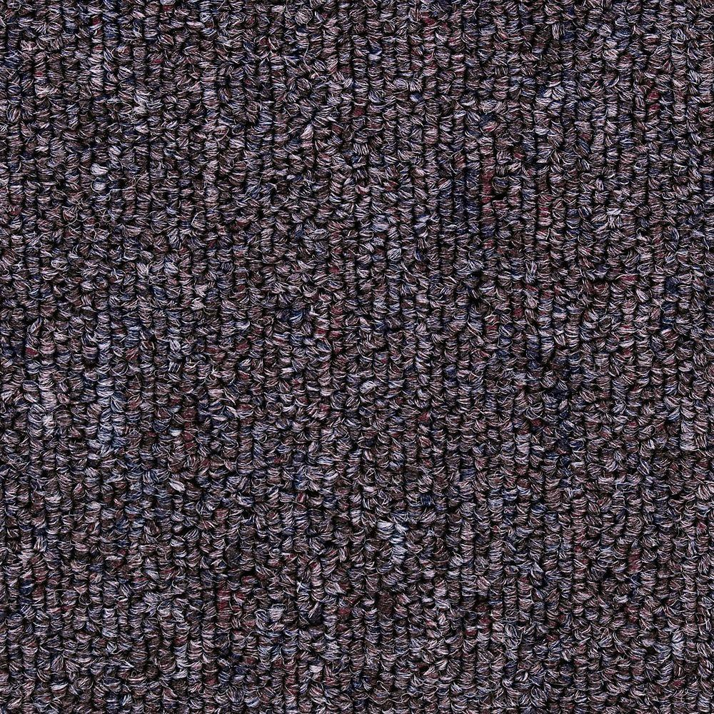 TrafficMASTER Bottom Line Base - Color Mulberry 12 ft. Carpet