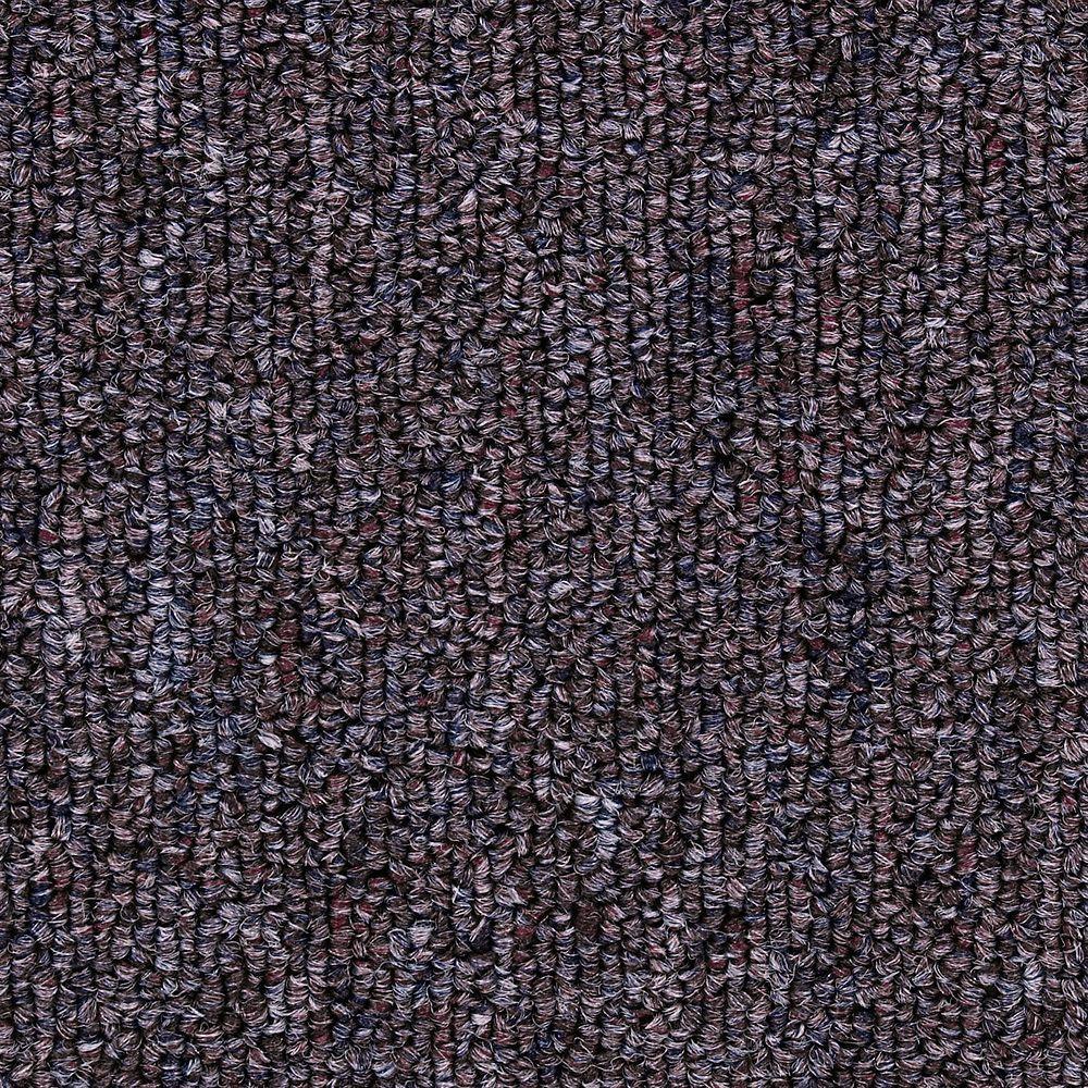 TrafficMASTER Bottom Line 20 - Color Mulberry 12 ft. Carpet