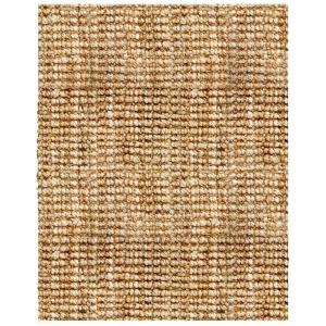 Anji Mountain Andes Tan 8 ft. x 10 ft. Jute Area Rug by Anji Mountain