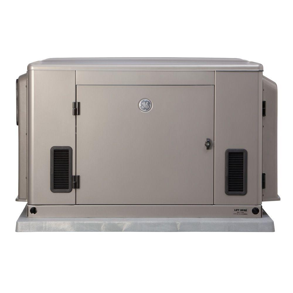 GE 20,000-Watt Home Standby Generator-DISCONTINUED