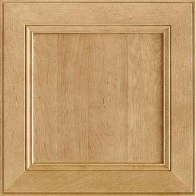 14-9/16 in. x 14-1/2 in. Cabinet Door Sample in MacArthur Maple Rye