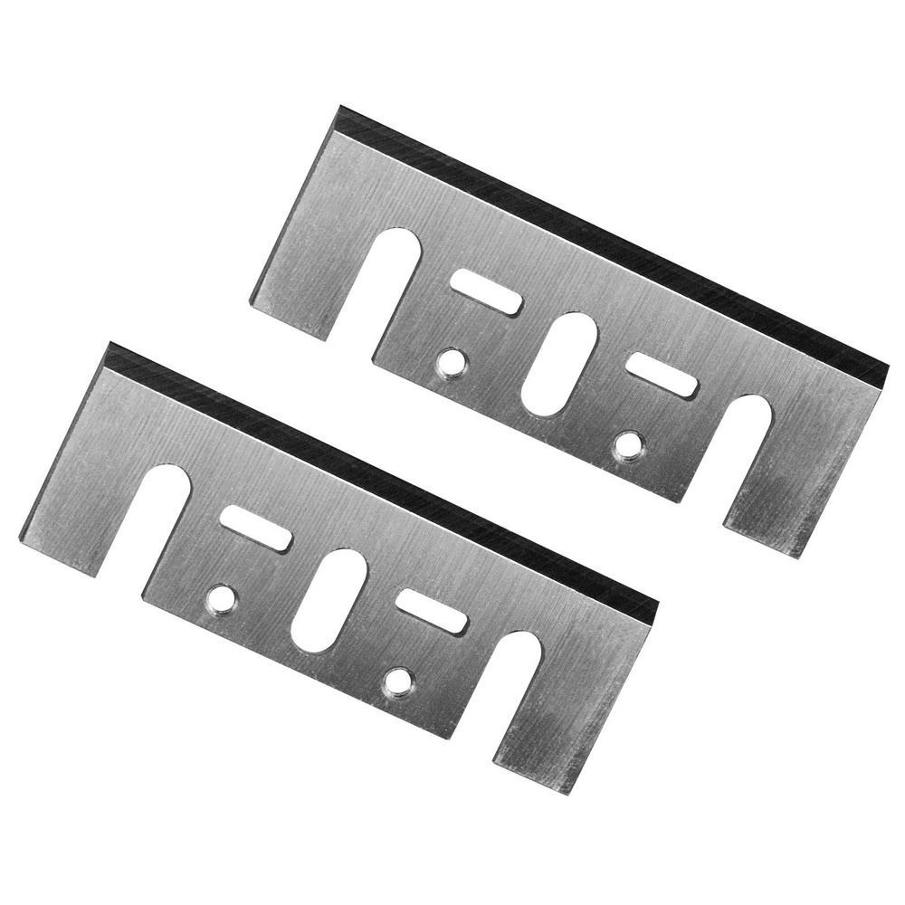 Powertec in carbide planer blades for dewalt dw