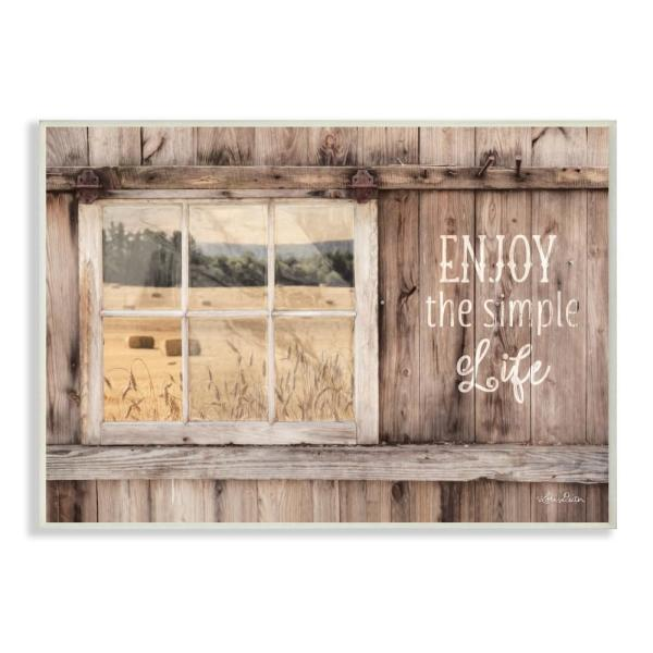 The Stupell Home Decor Collection 12 in. x 18 in. The