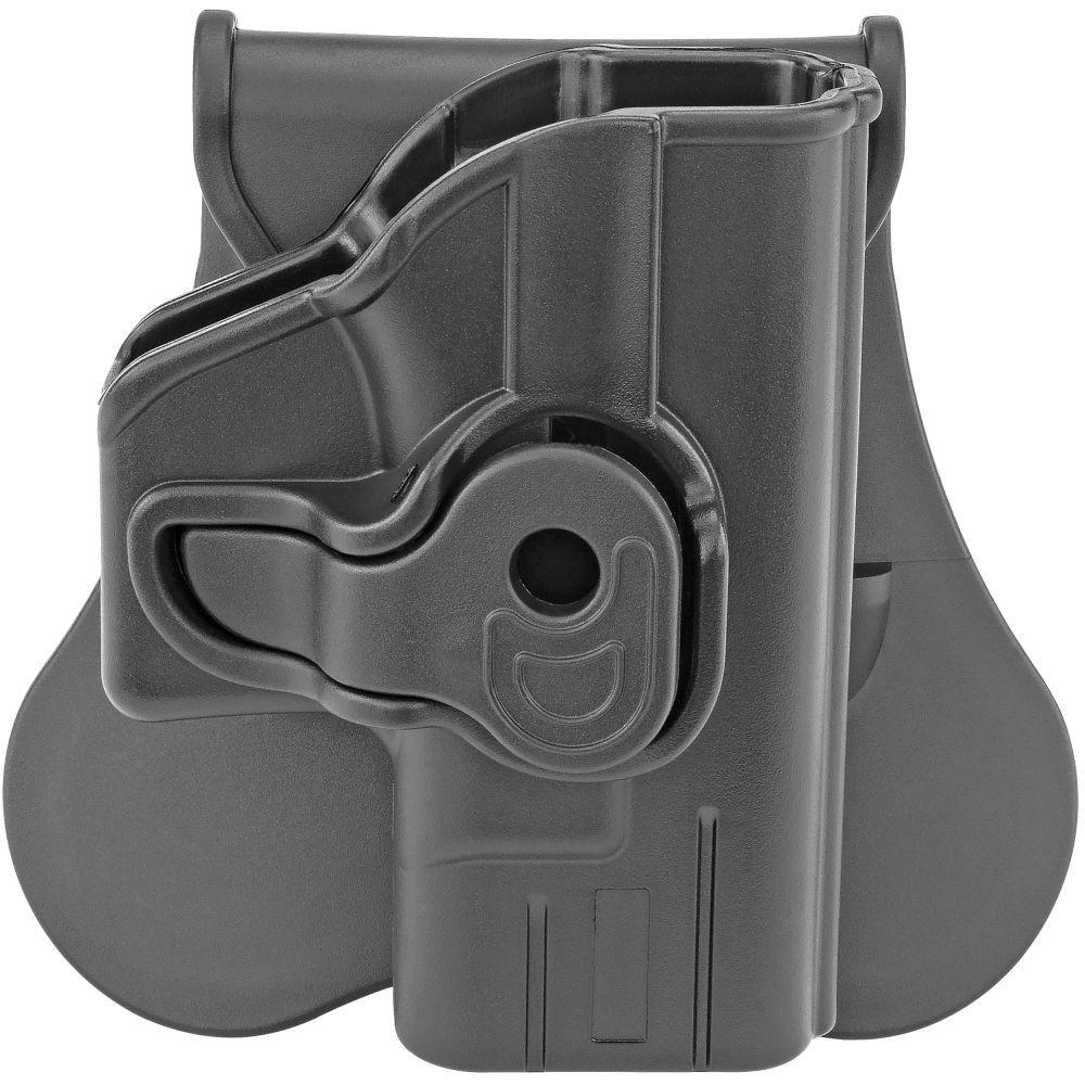 Boomstick Gun Accessories Military Grade Paddle Holster fits Glock 42 380  ACP Polymer OWB