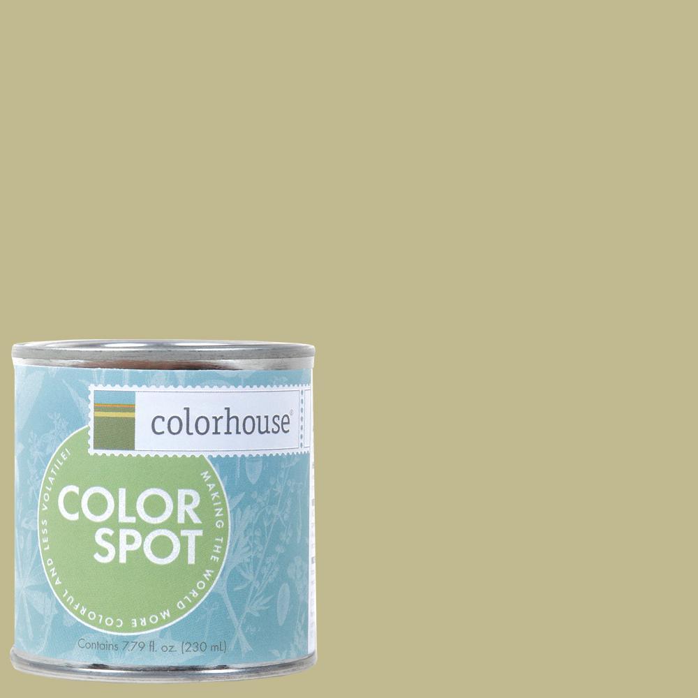 8 oz. Leaf .02 Colorspot Eggshell Interior Paint Sample