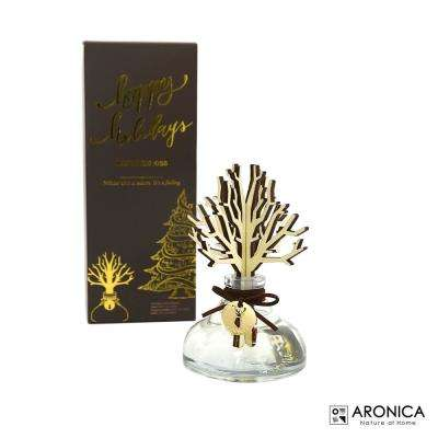4.06 oz. Mistletoe Kiss Wood Craft Oil Diffuser