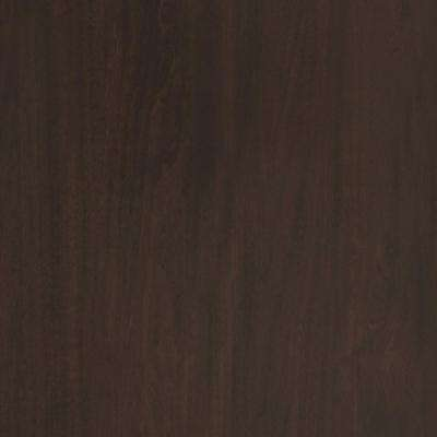 4 ft. x 8 ft. Laminate Sheet in Cocobala with Premium Textured Gloss Finish
