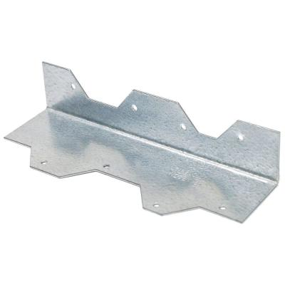 7 in. 16-Gauge Galvanized Reinforcing L Angle