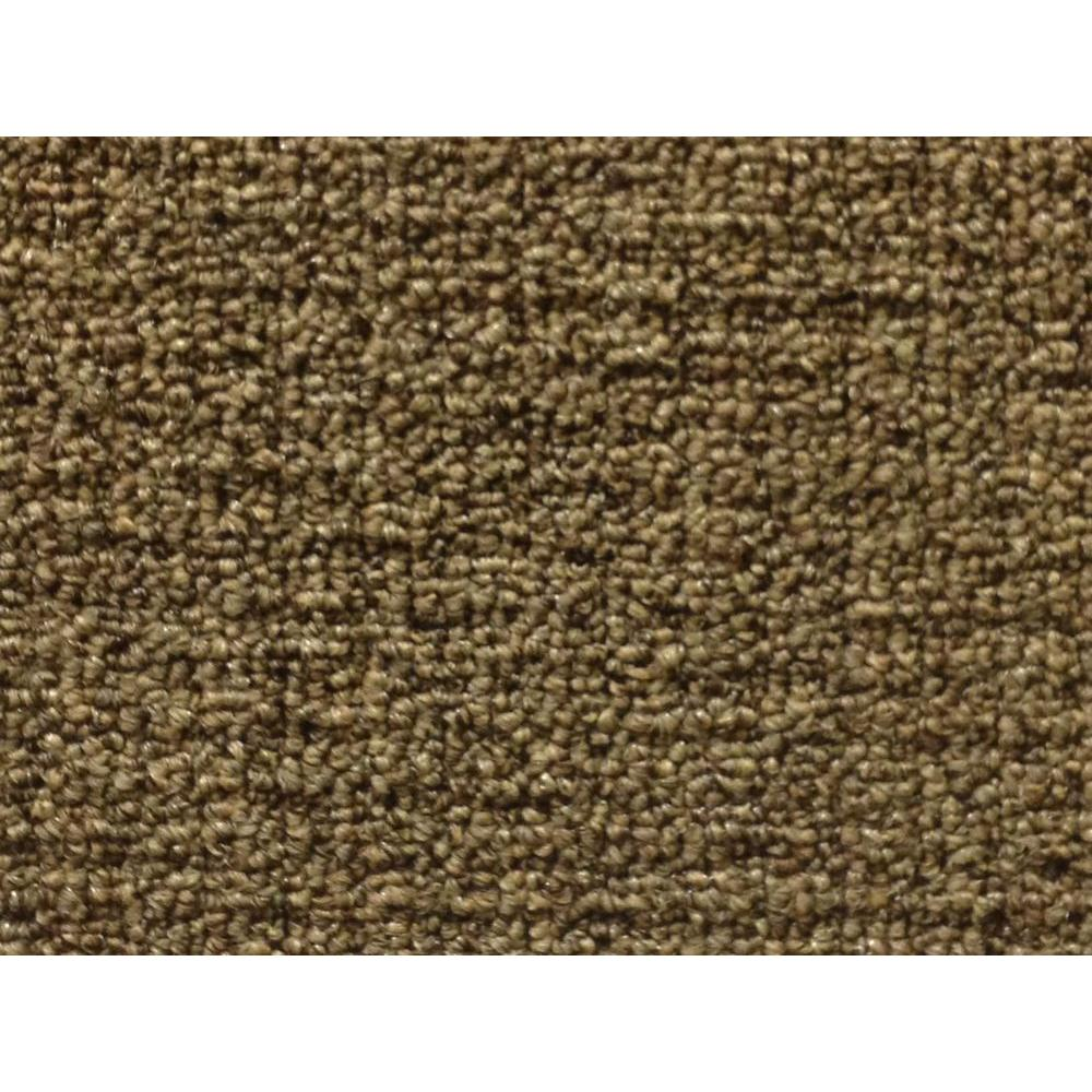 Cannon Beach - Color Bronze Outdoor Berber 12 ft. Carpet