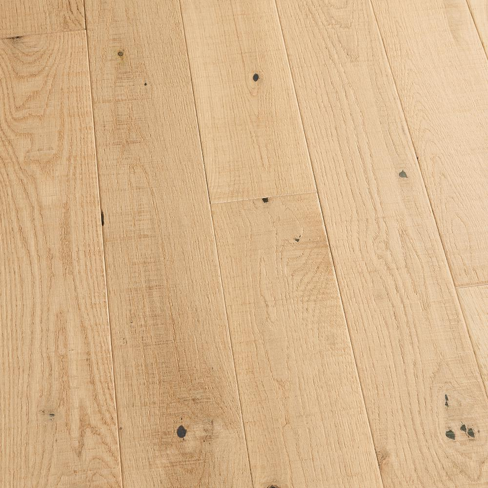 Malibu Wide Plank French Oak Point Reyes 34 In Thick X 5 In Wide
