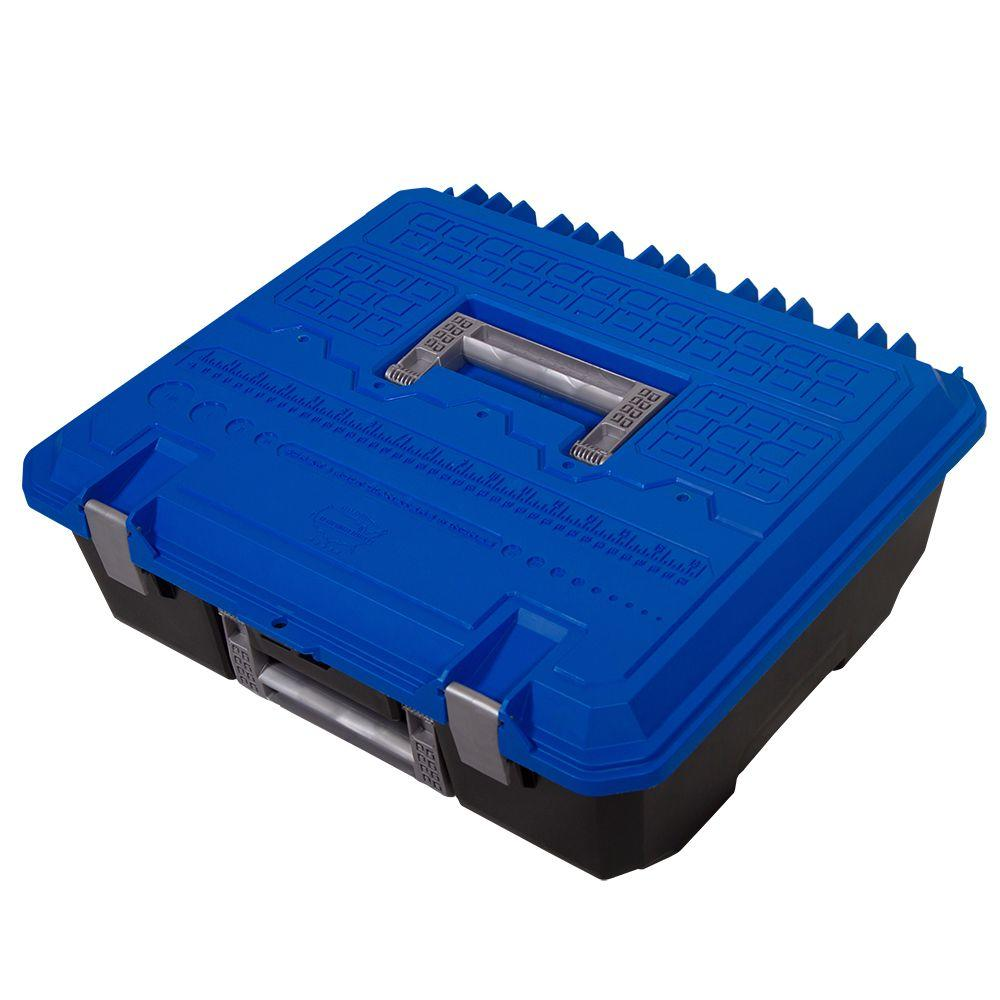 DECKED 20.7 in. W x 17.7 in. D x 8.0 in. H D-Box Drawer Tool Box