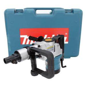 Makita 11 Amp 2 inch Corded Spline Shank Concrete/Masonry Rotary Hammer Drill with Side Handle, D-Handle and... by Makita