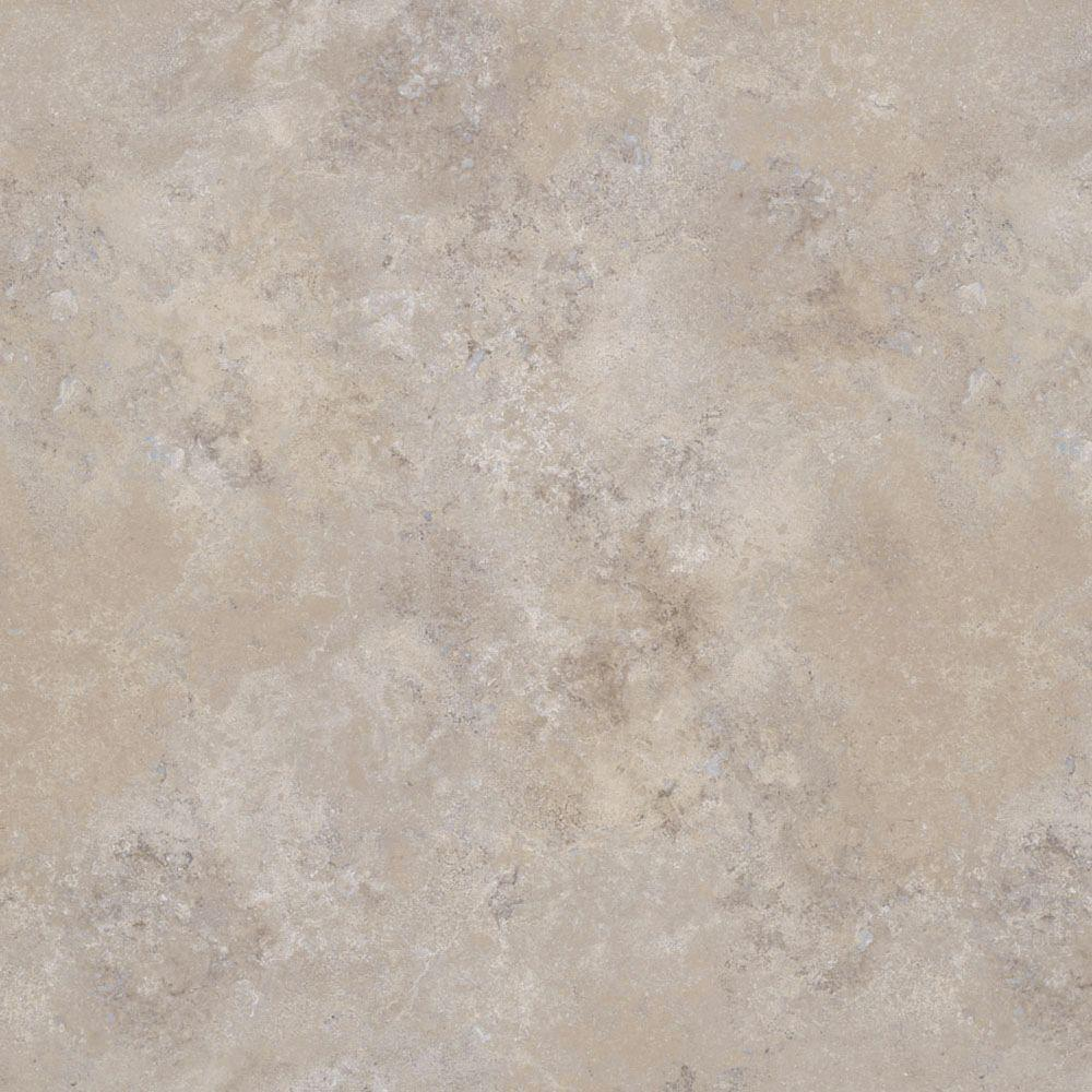 Trafficmaster Ceramica Cool Grey 12 In X Resilient Vinyl Tile Flooring