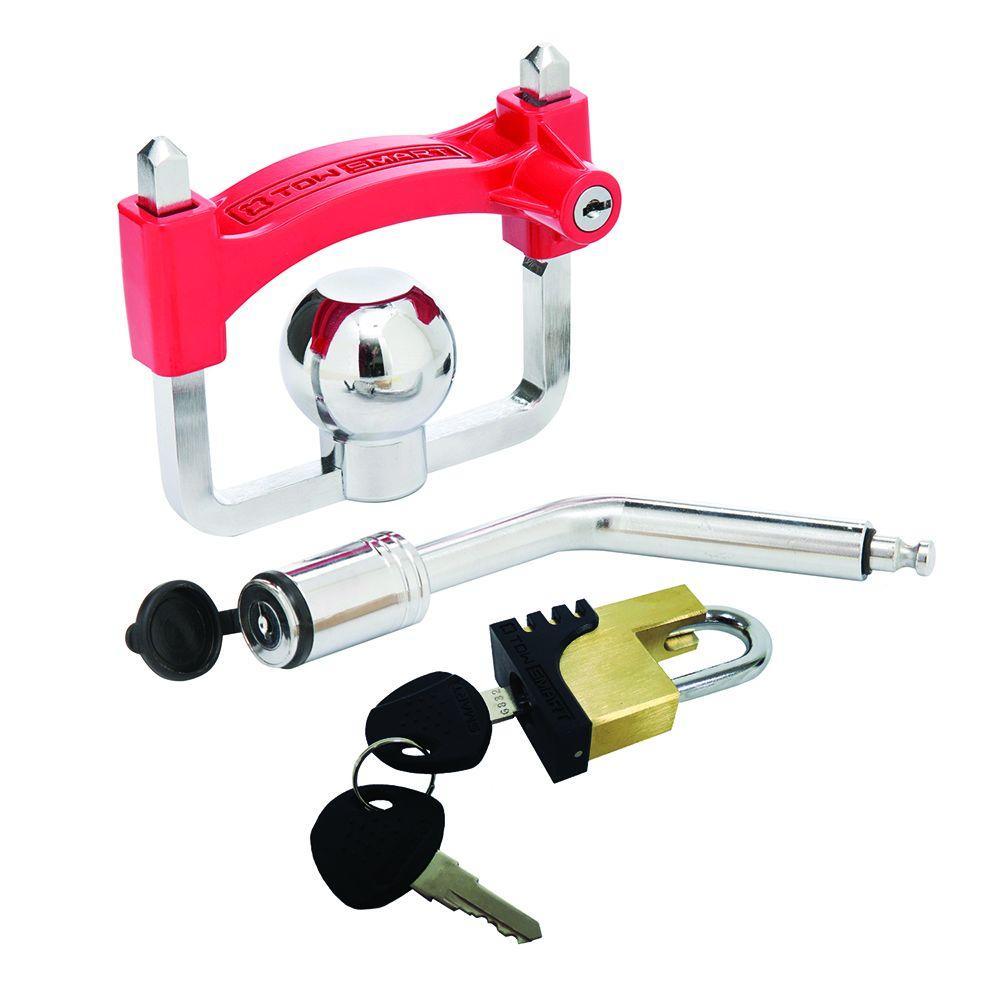 Coupler Anti-Theft Lock Kit