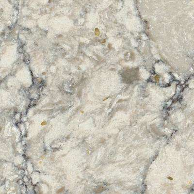 3 in. x 3 in. Quartz Countertop Sample in Intermezzo