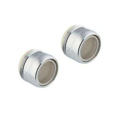 1.5 GPM Standard Faucet Aerator (2-Pack)