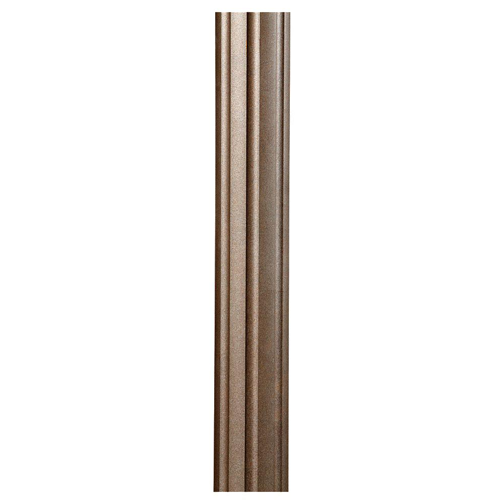 Feiss 7 ft  Copper Oxide Outdoor Lamp Post
