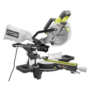 7-1/4 in. Compound Sliding Miter Saw