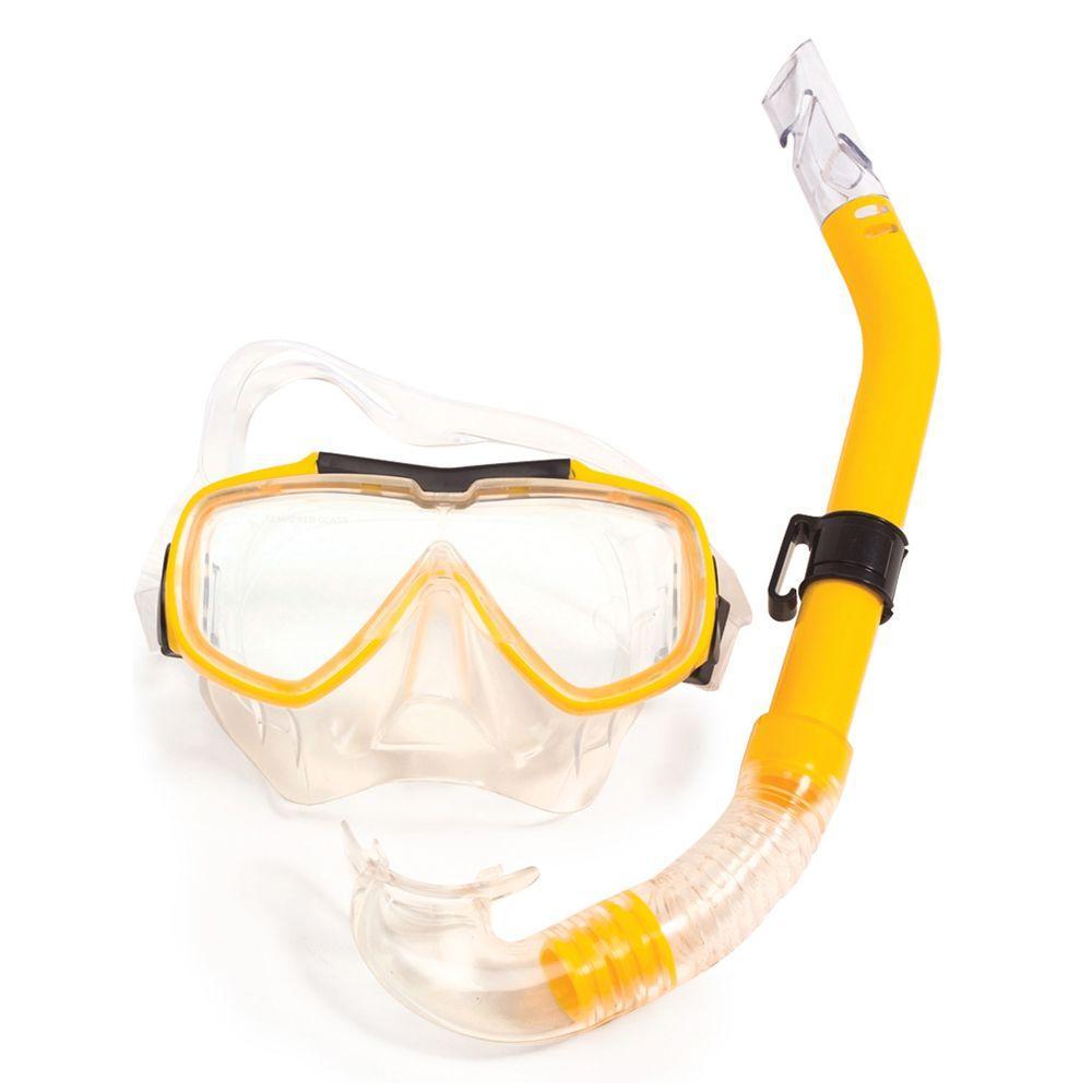 Yellow Baja Adult Swim Set