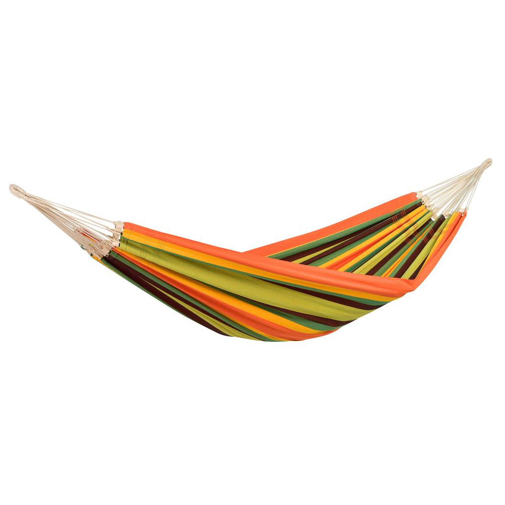byer of maine 12 ft  cotton poly brazilian hammock byer of maine 12 ft  cotton poly brazilian hammock a102295   the      rh   homedepot