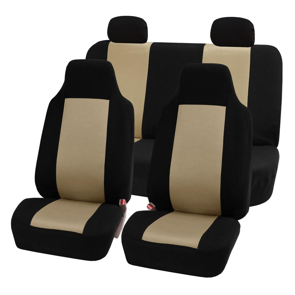 Fh Car Seat Cover Installation