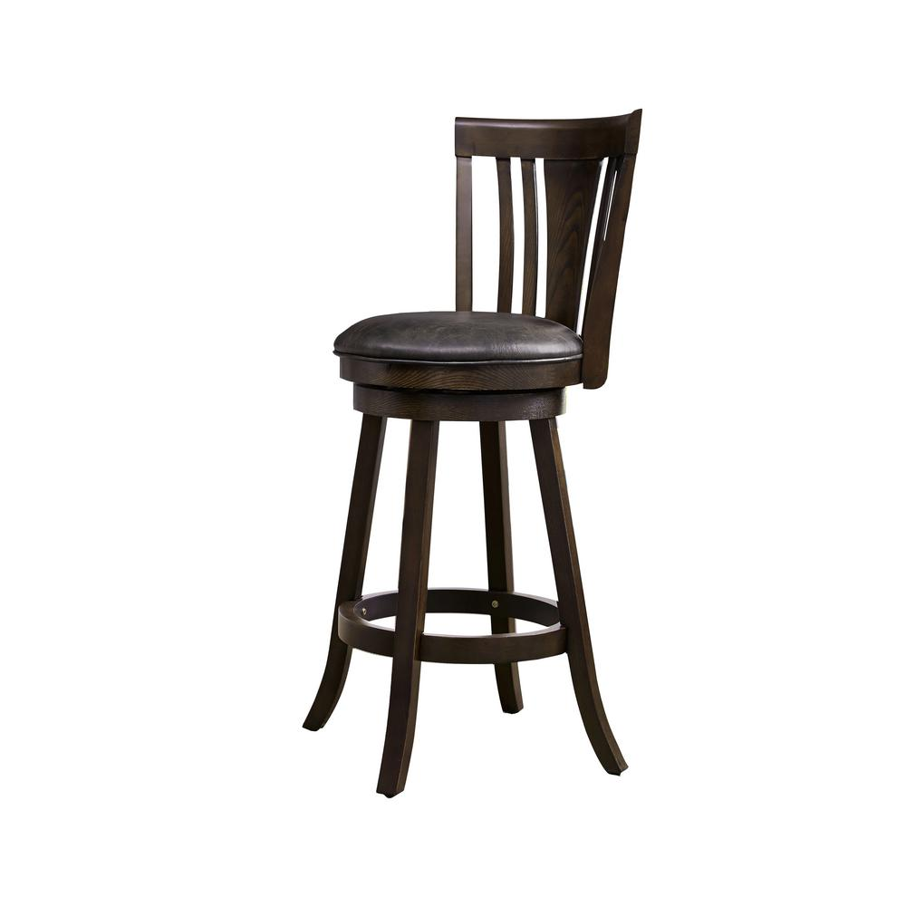 "Hendley 24"" Upholstered Barstool"