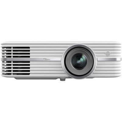 3840 x 2160 4K UHD Home Theater Projector with 2400-Lumen