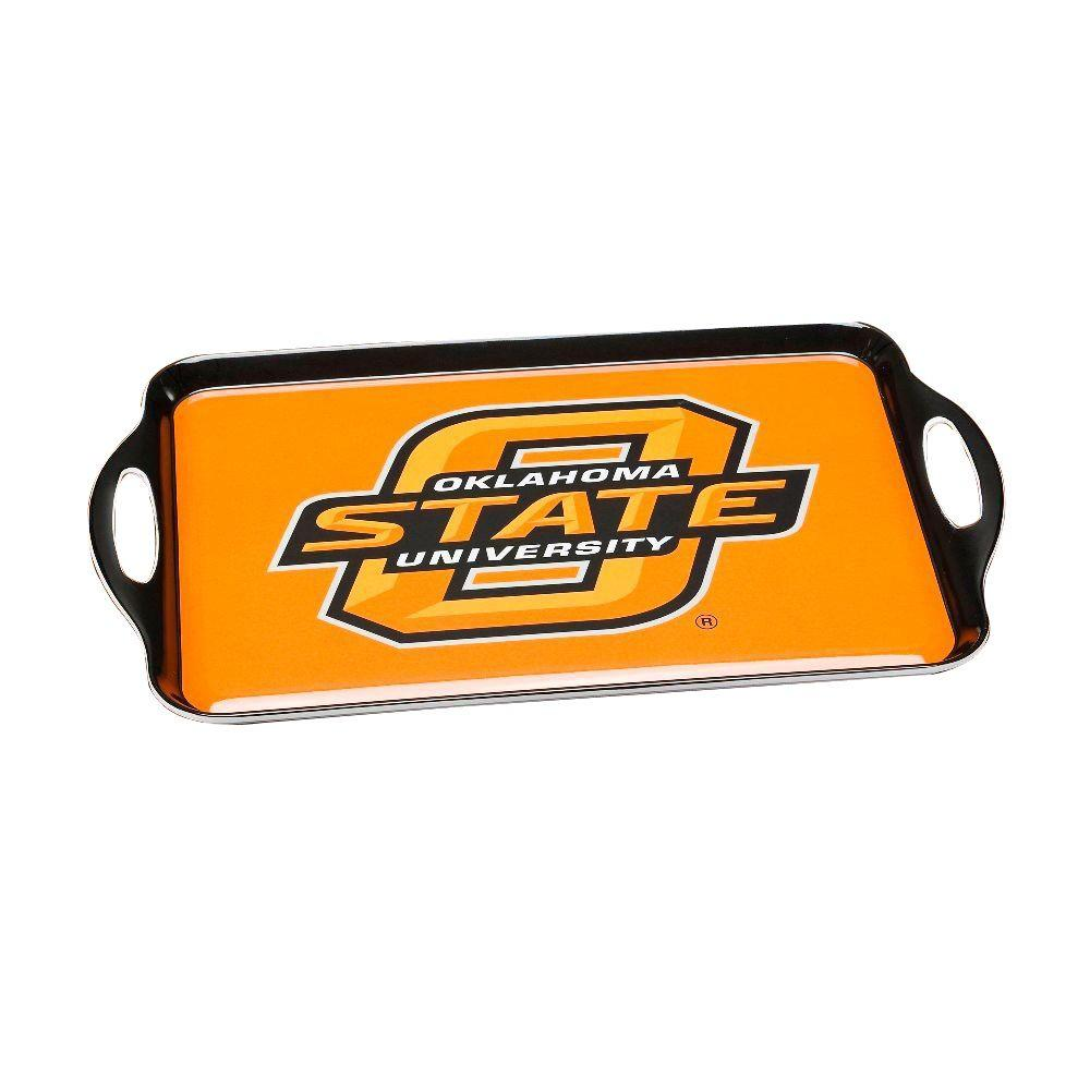 NCAA Oklahoma State Cowboys Melamine Serving Tray