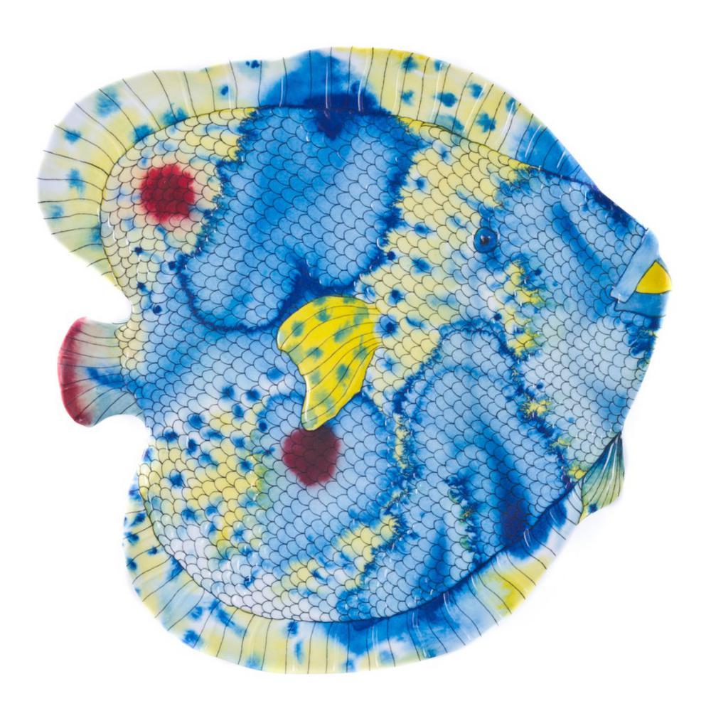 Swimmingly Multi Melamine Fish Platter