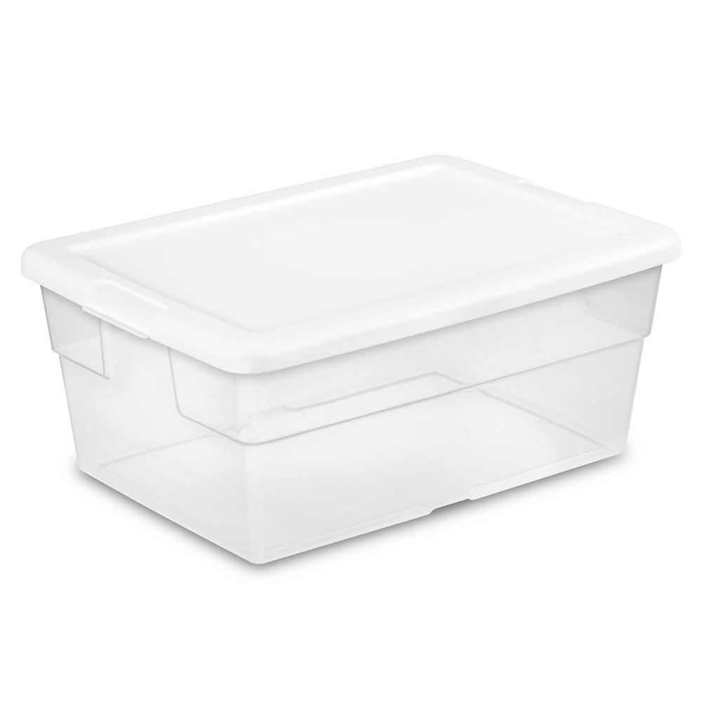 Sterilite 16 Qt. Storage Box