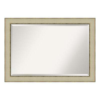 Rusted Cream Decorative Wall Mirror