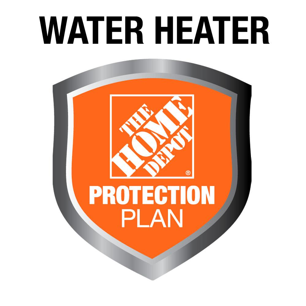 The Home Depot 5 Year Water Heater Protection Plan