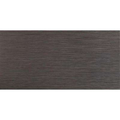 Metro Gris 12 in. x 24 in. Glazed Porcelain Floor and Wall Tile (16 sq. ft. / case)