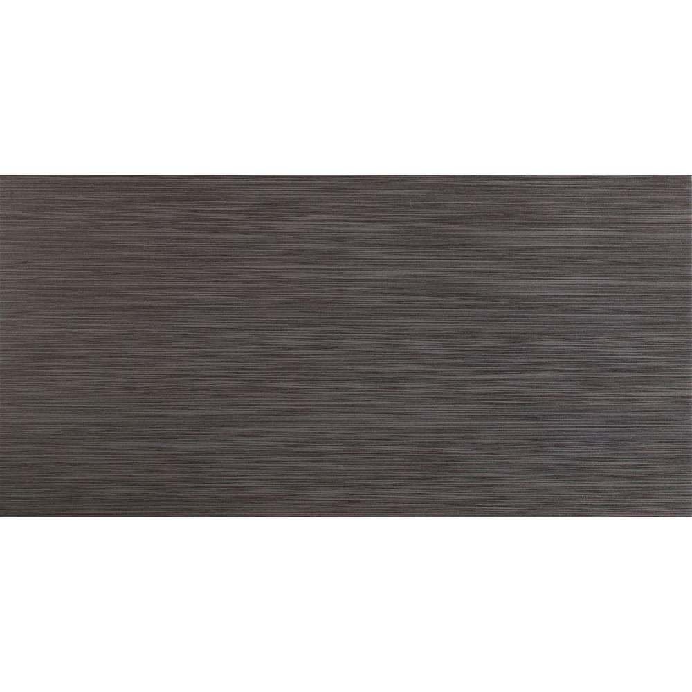 MSI Metro Gris 12 in. x 24 in. Glazed Porcelain Floor and Wall Tile ...