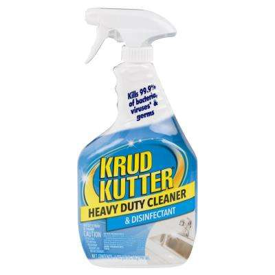 32 oz. Disinfectant Spray and Heavy-Duty Cleaner