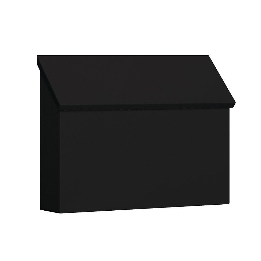 Salsbury Industries 4600 Series Black Standard Horizontal
