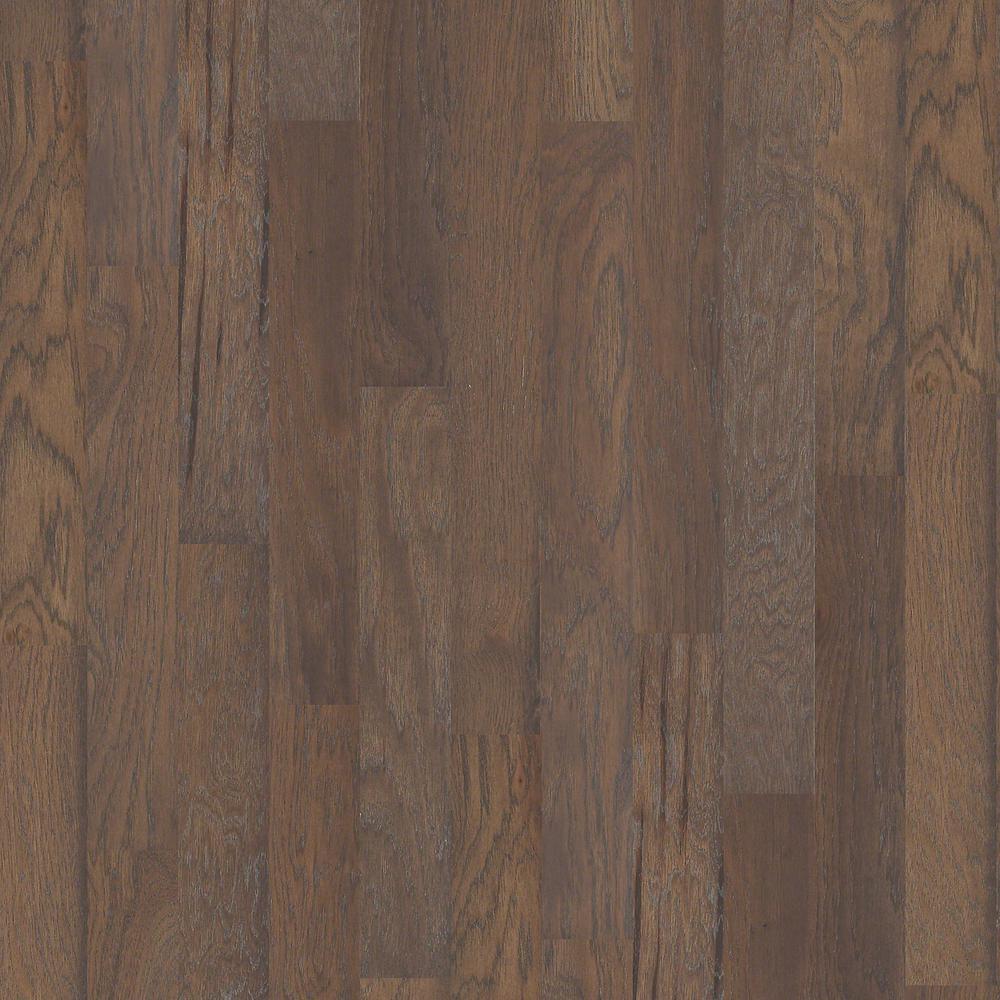 Take Home Sample - Kings Ranch Ashburton Engineered Hardwood Flooring - 5 in. x 8 in.