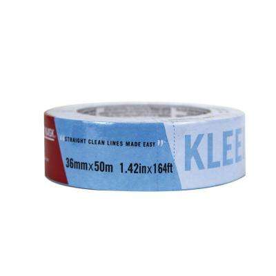 Trimaco Easy Mask KleenEdge 1.42 in. x 164 ft. Perfect Edge Painting Tape