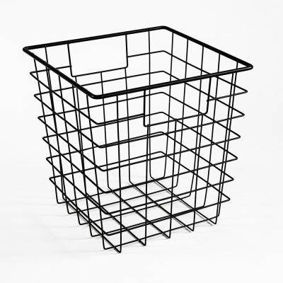 11 in. H x 11 in. W Black Wire Drawer