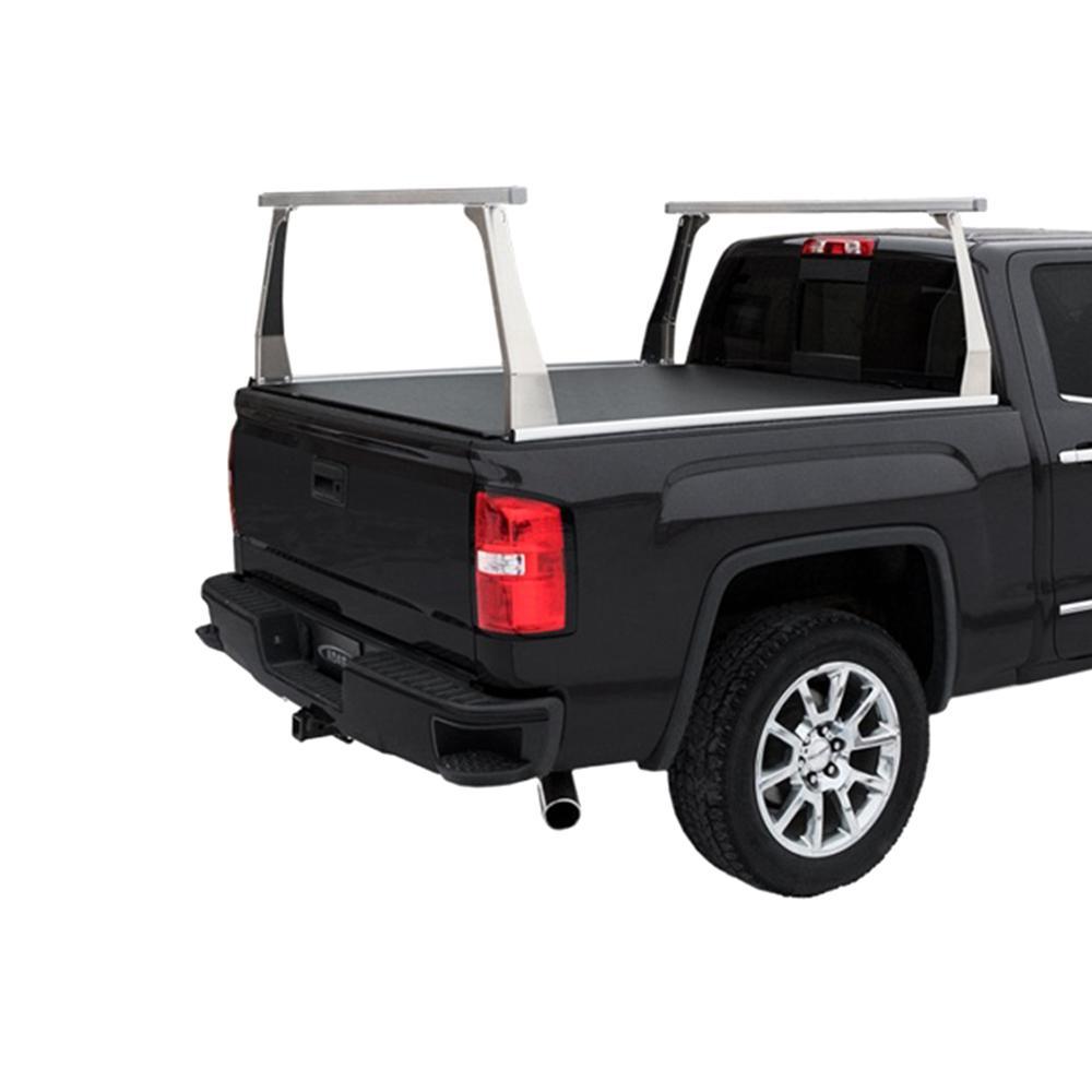 ADARAC Aluminum Series 15-19 Chevy/GMC 2500/3500 Full Size 6ft 6in Bed Truck Rack