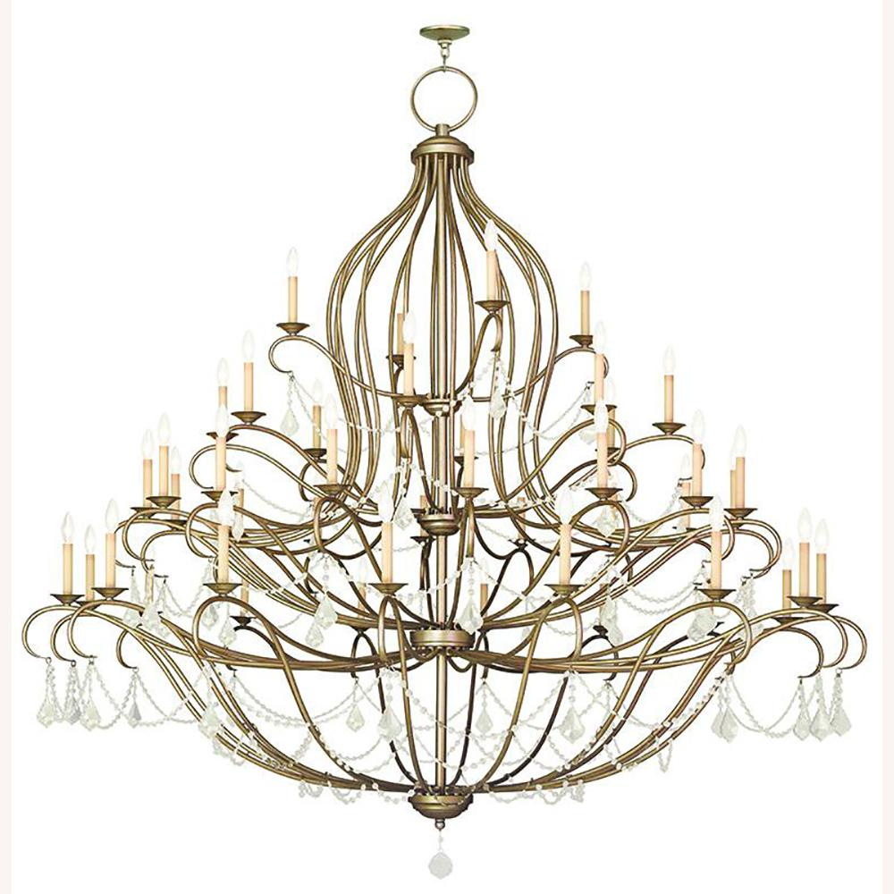 a fixtures view chandeliers silver chandelier ch leaf lighting grandoluce lilac reina crystal