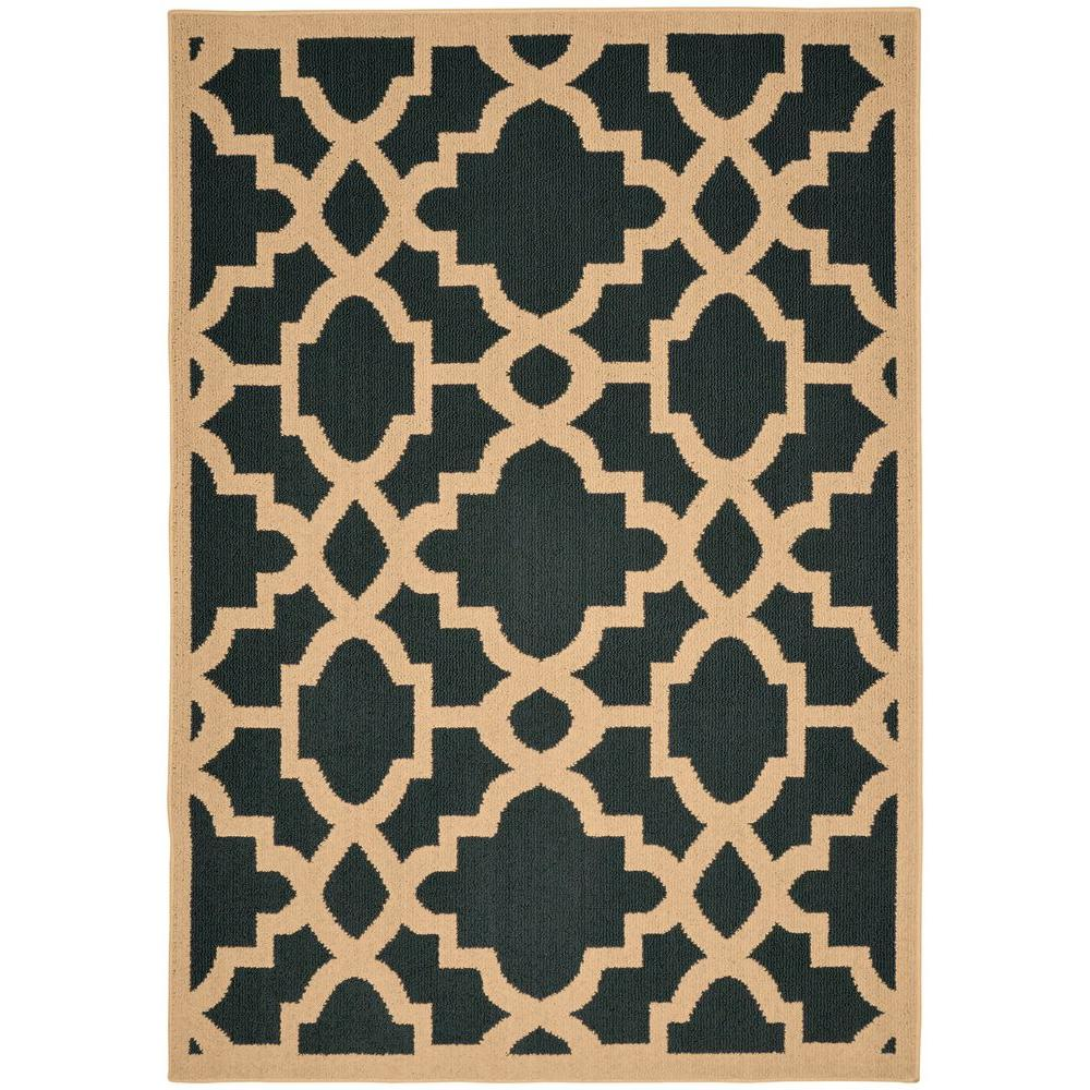 Garland Rug Athens Cinder Tan 5 Ft X 7 Ft Area Rug Ll210a06008440 The Home Depot