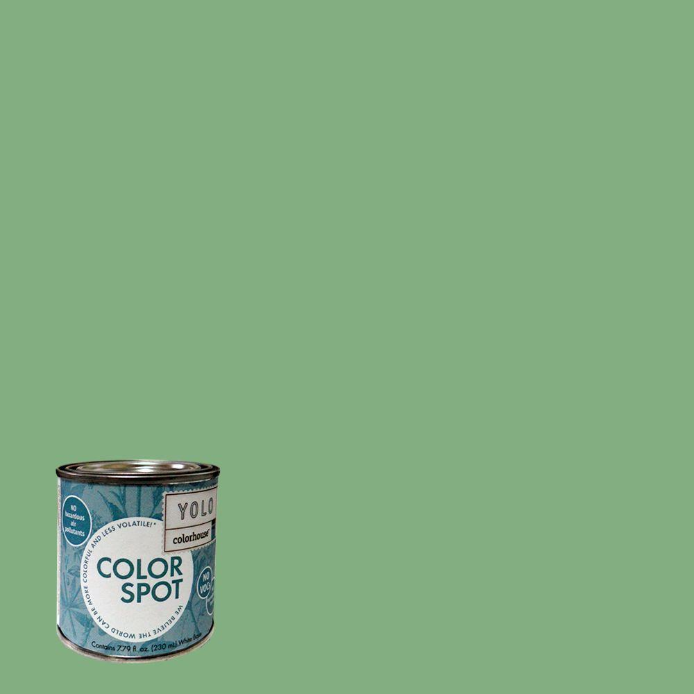 YOLO Colorhouse 8 oz. Thrive .05 ColorSpot Eggshell Interior Paint Sample-DISCONTINUED