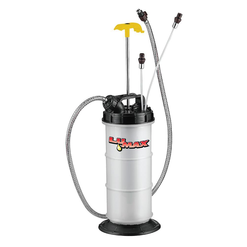 Lumax 1.6 Gal. (6l) Capacity Manual Fluid Extractor by Lumax