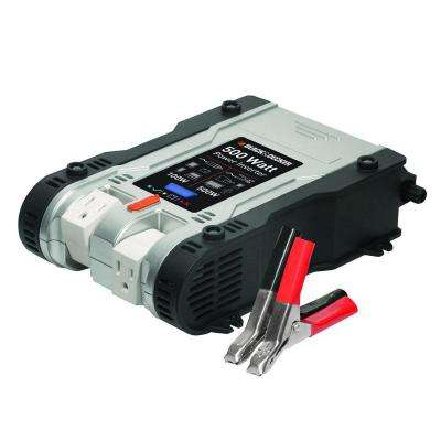 500-Watt Power Inverter